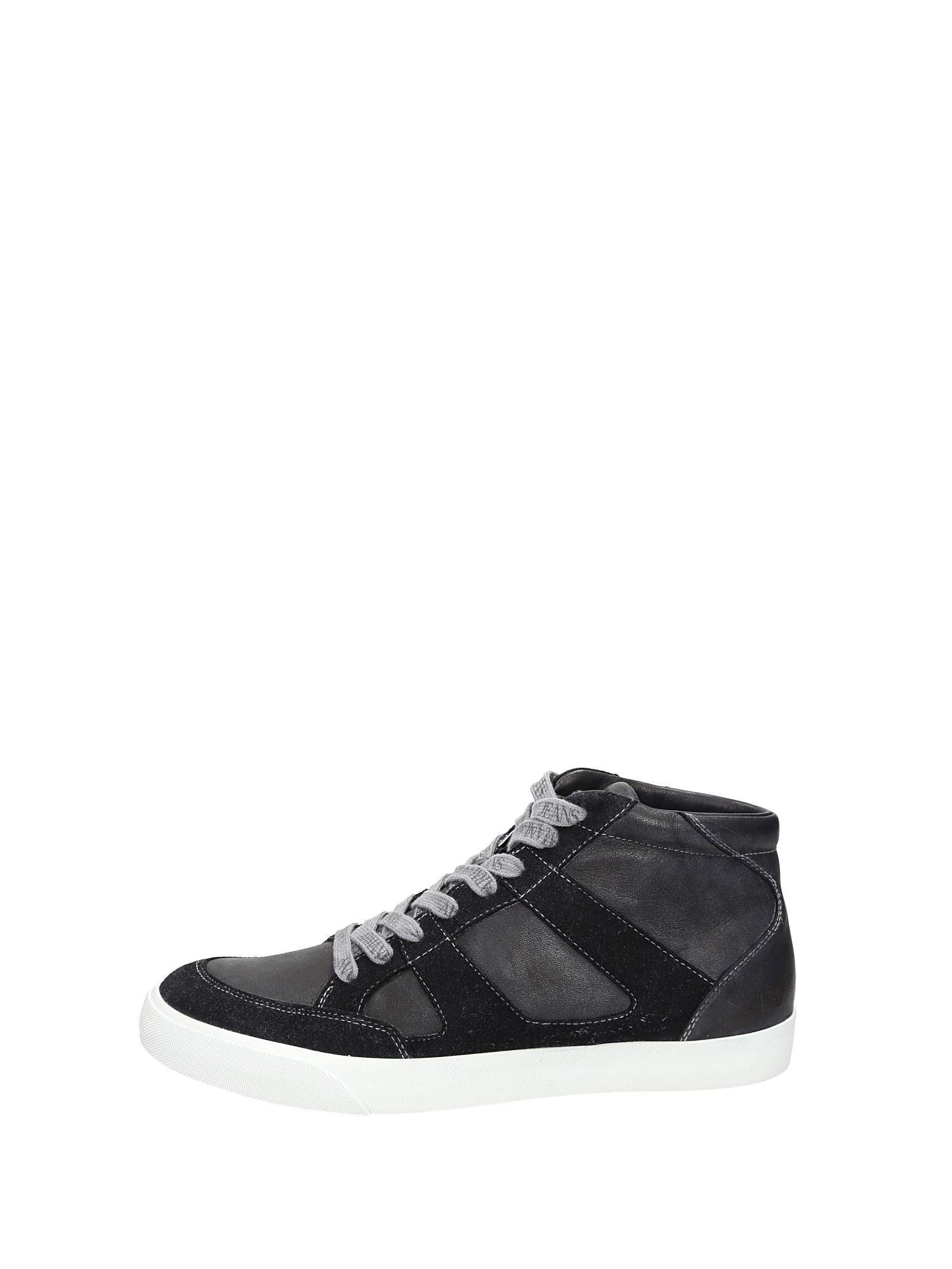 Armani Jeans B6531 Blu Scarpe Uomo Sneakers 8d093fdb03a