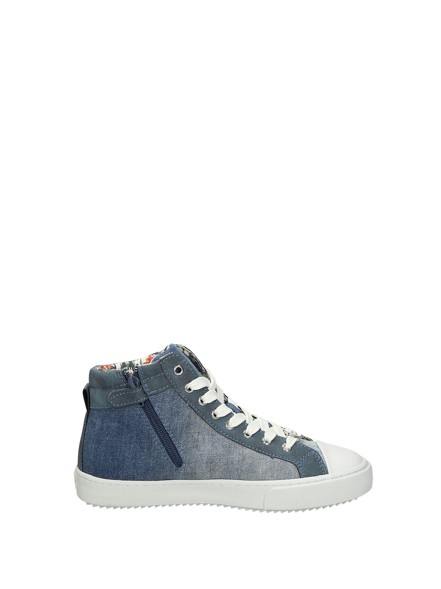 Sneakers-Alta-Donna-Liu-Jo-Girl-UM22929-Primavera-Estate