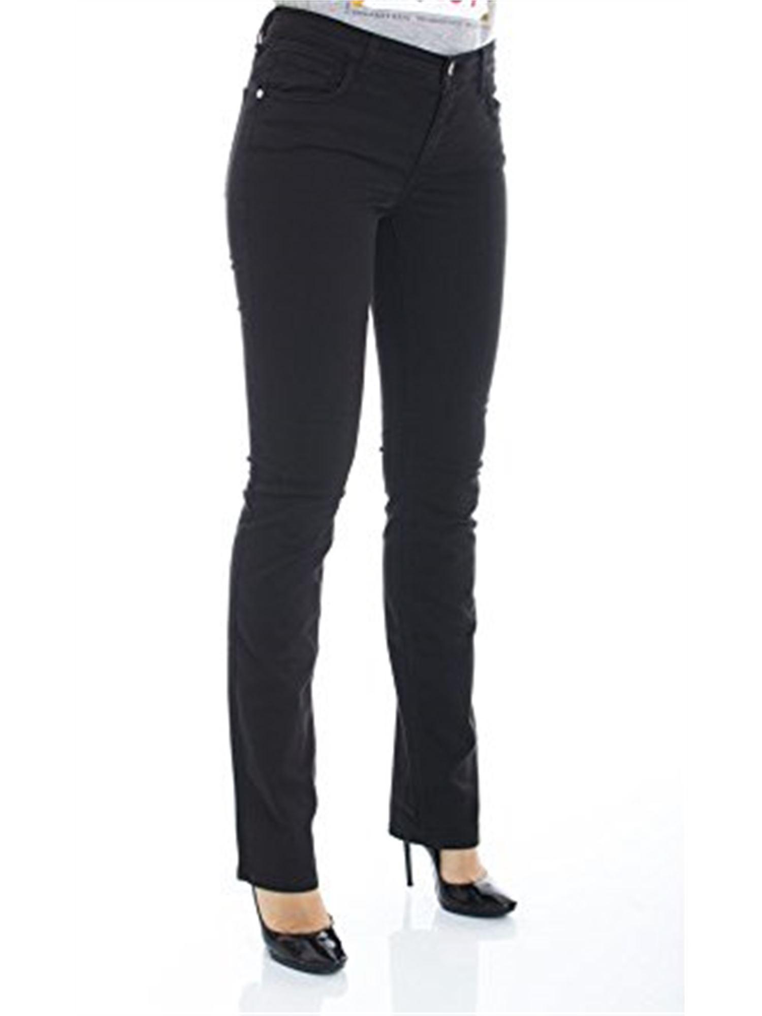 bdea904486 Donna Pantaloni NeroLalilina Jeans Trussardi Jeans Pantaloni ...