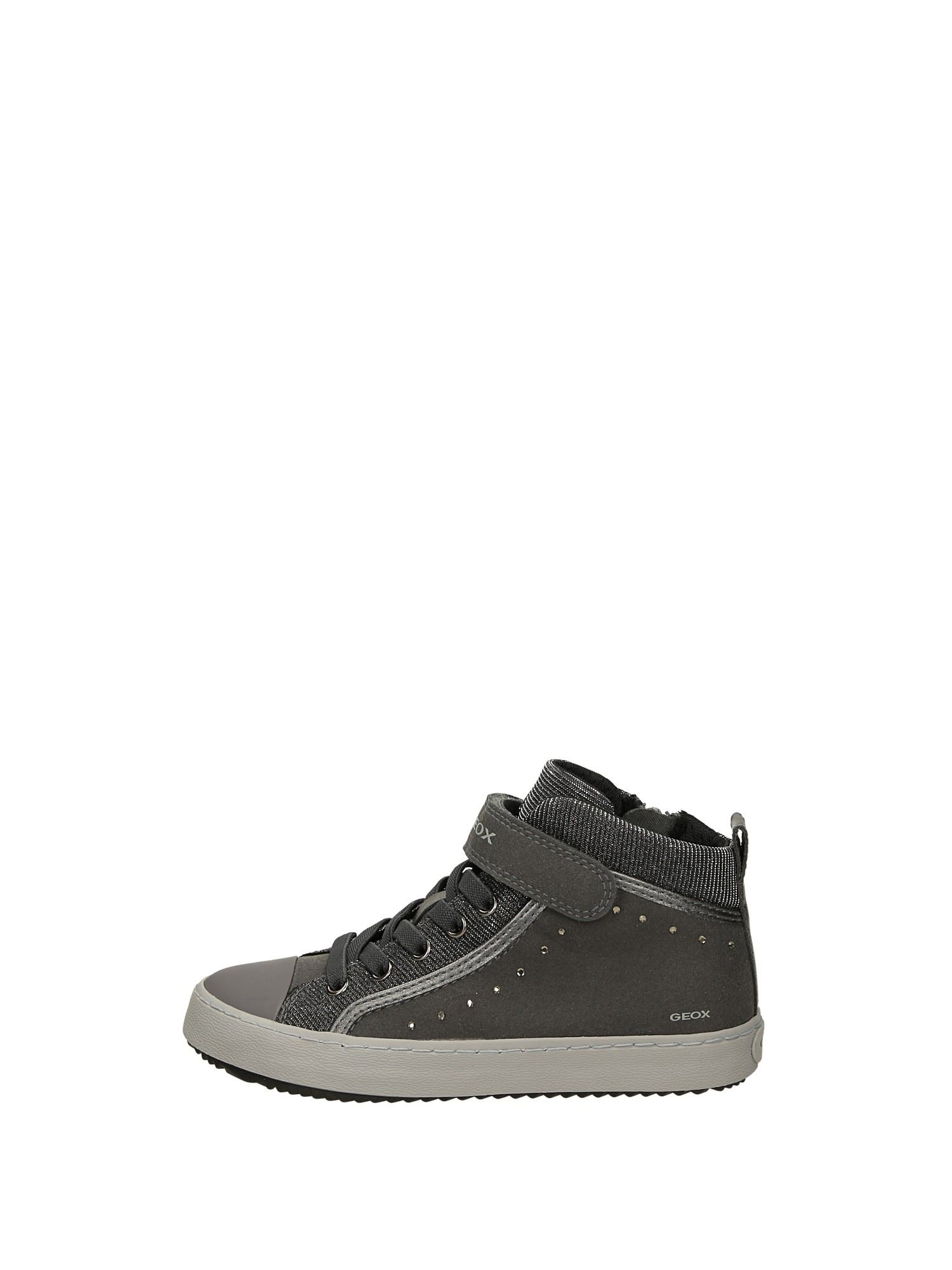 Sneakers-Alta-Bambina-Geox-J744GI-Autunno-Inverno