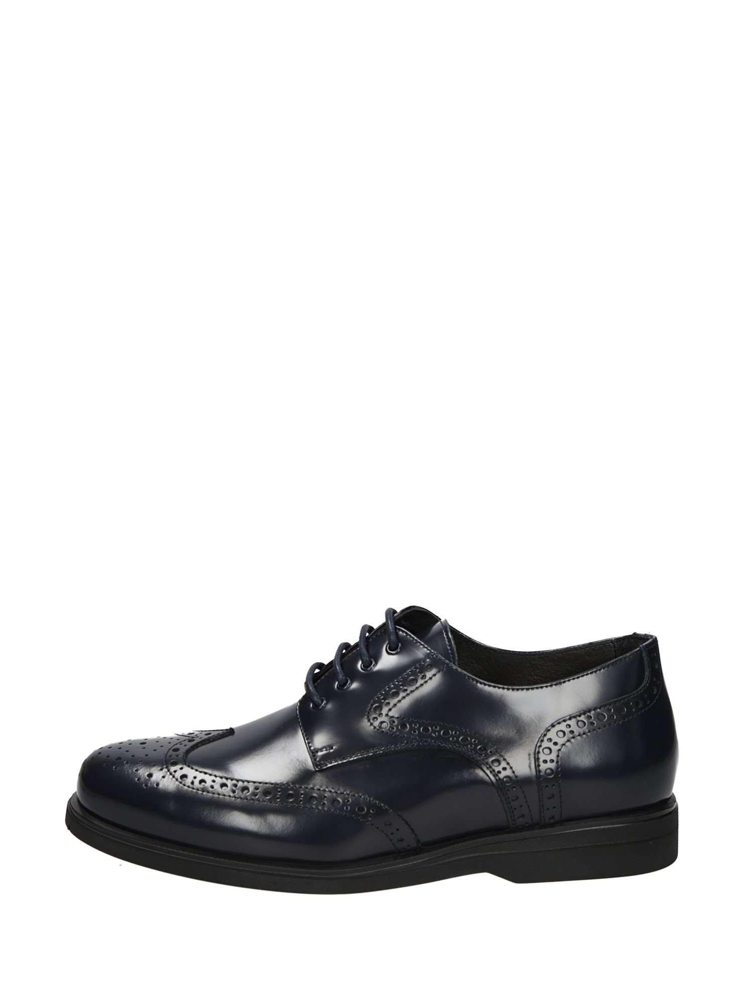 separation shoes 496ee a2115 Ugo Arci Francesine Uomo Blu | Lalilina