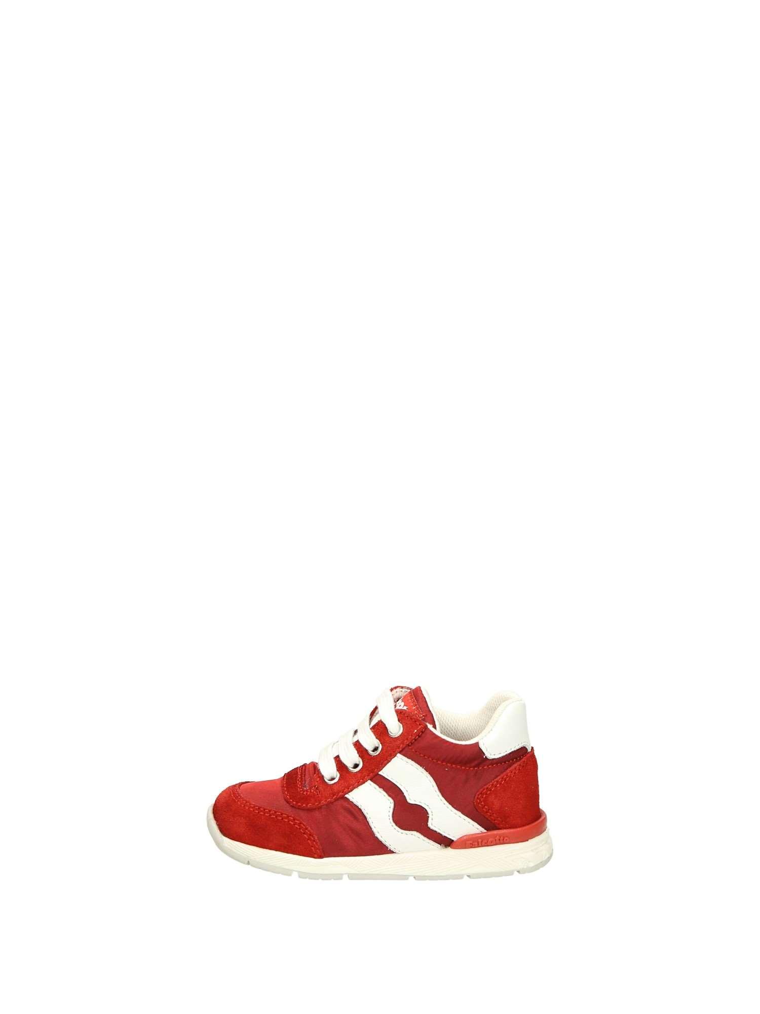 Naturino FALCOTTO MORGAN Rosso Scarpe Bambino Sneakers 1241b823a09