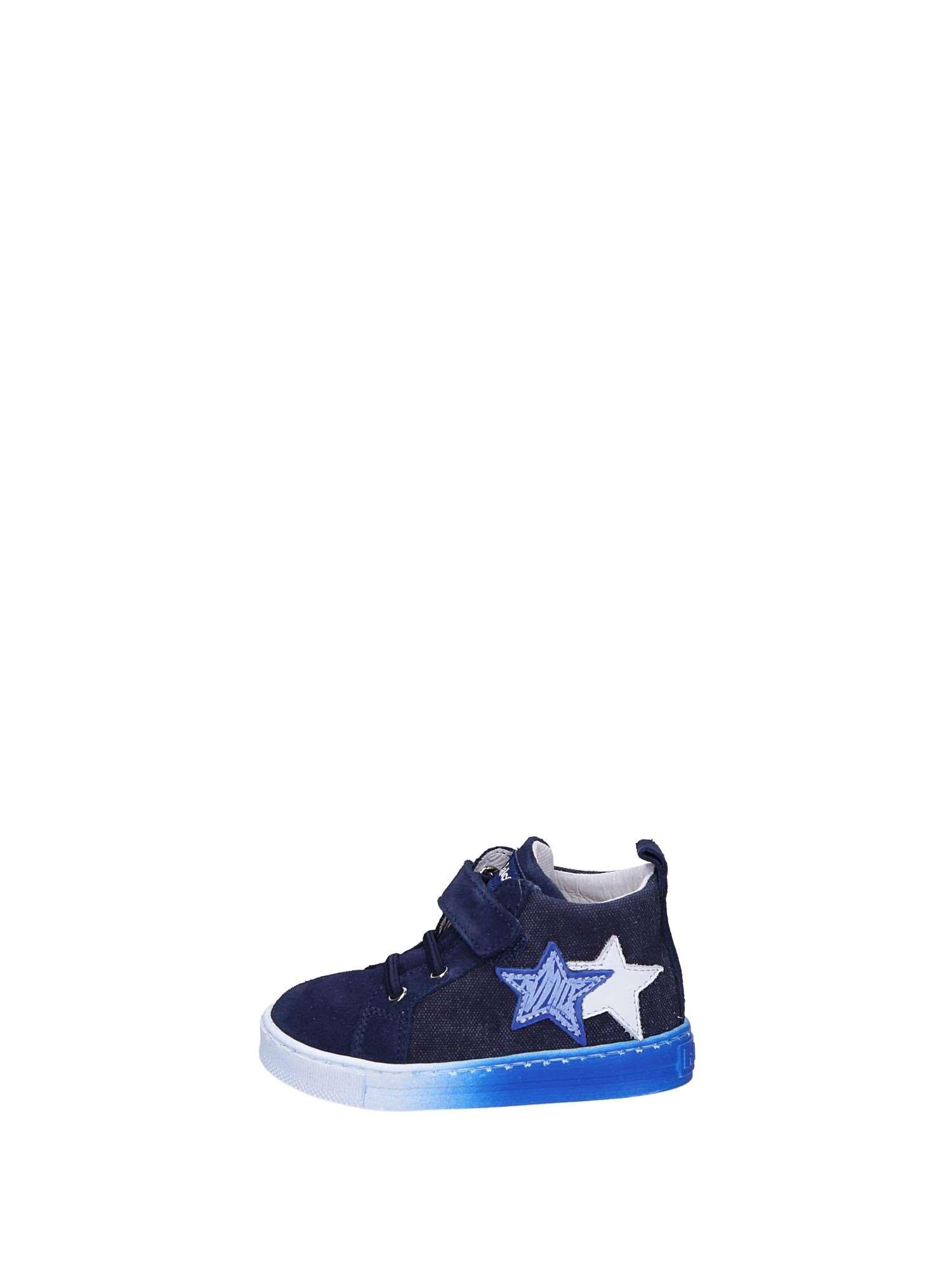 Naturino FALCOTTO STELLAR Blu Scarpe Bambino Sneakers a615f11e78e