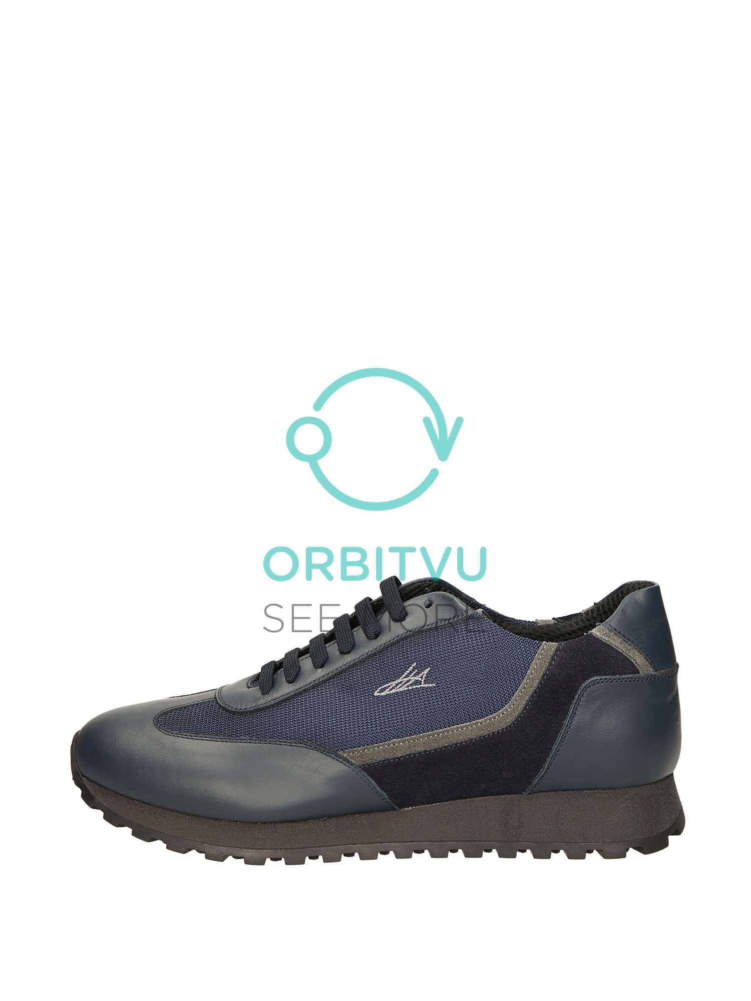 the latest cc1d8 10181 Ugo Arci Sneakers Basse Uomo Blu | Lalilina