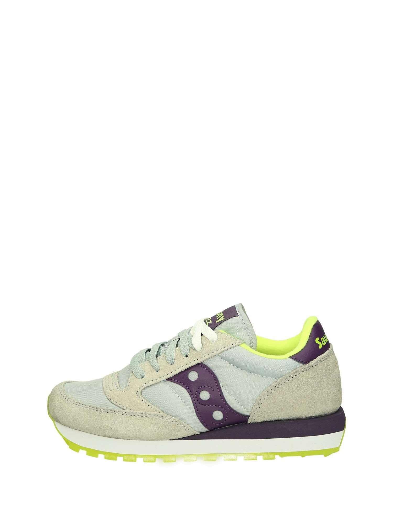 Saucony Sneakers Basse Donna Grigio Viola | Lalilina