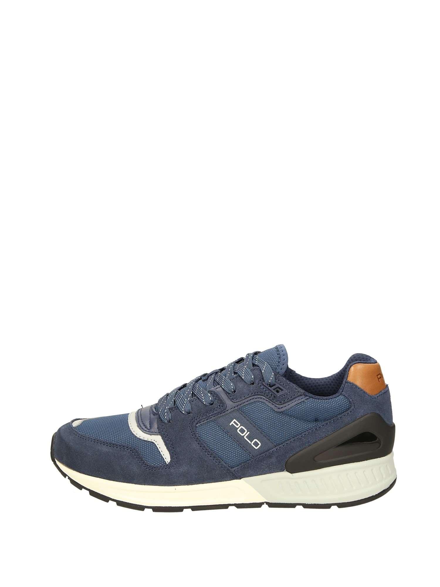 50 BluUomo Polo Sneakers Ralph Lauren Basse uOPiTZkX