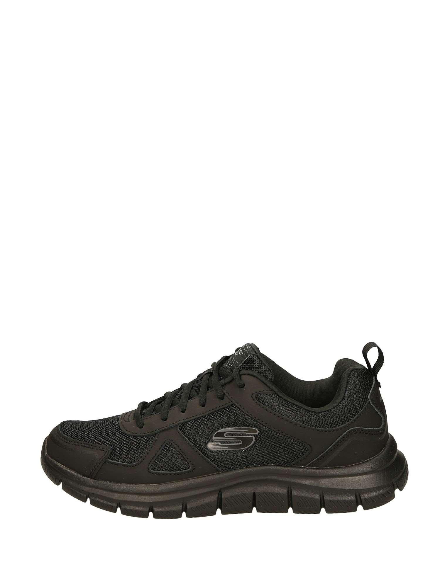 Skechers Sneakers Basse Uomo Nero | Lalilina