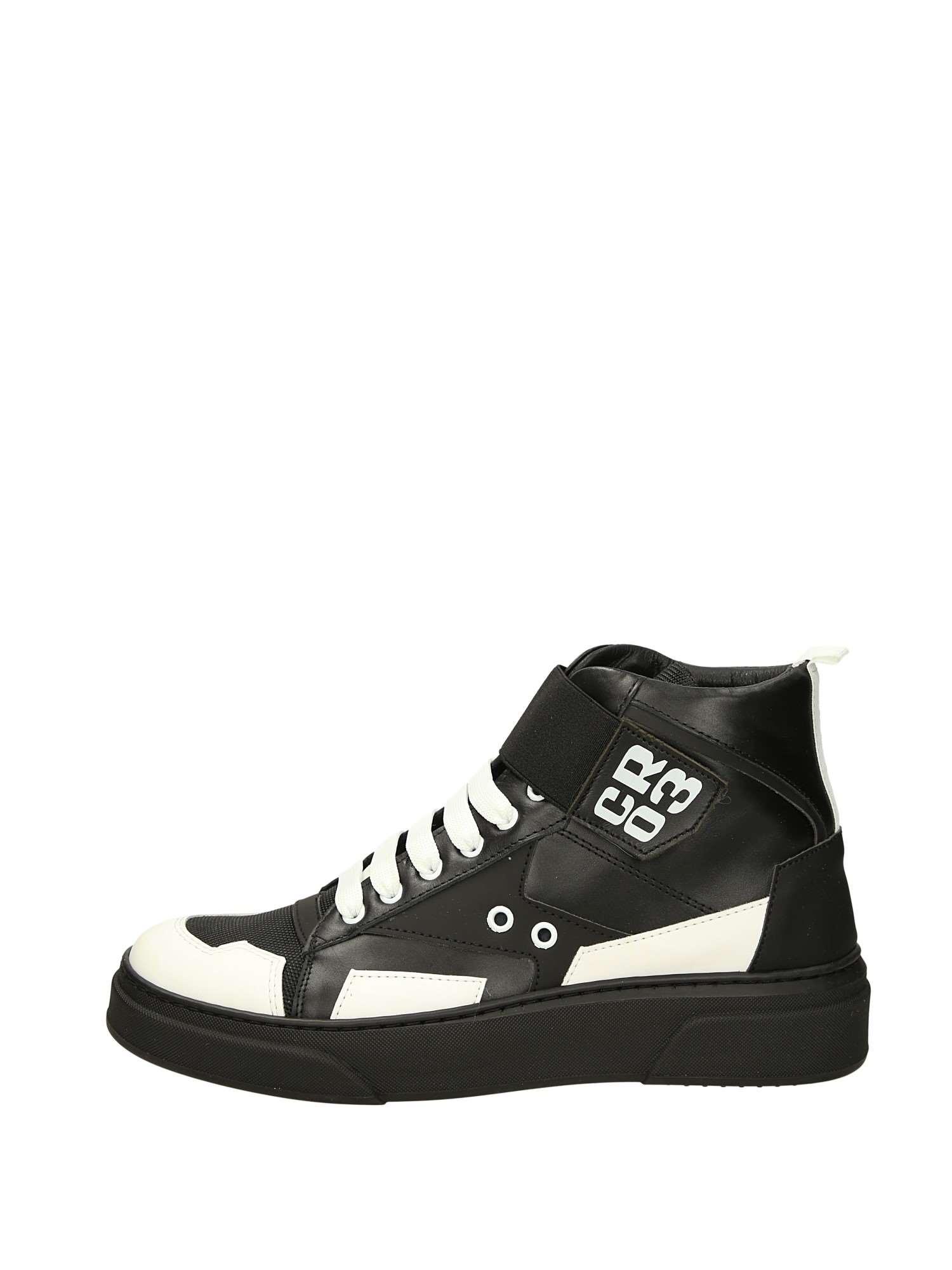 4ea8c54f7a66c Cr03 001 VERSIONE 2 Nero Scarpe Uomo Sneakers