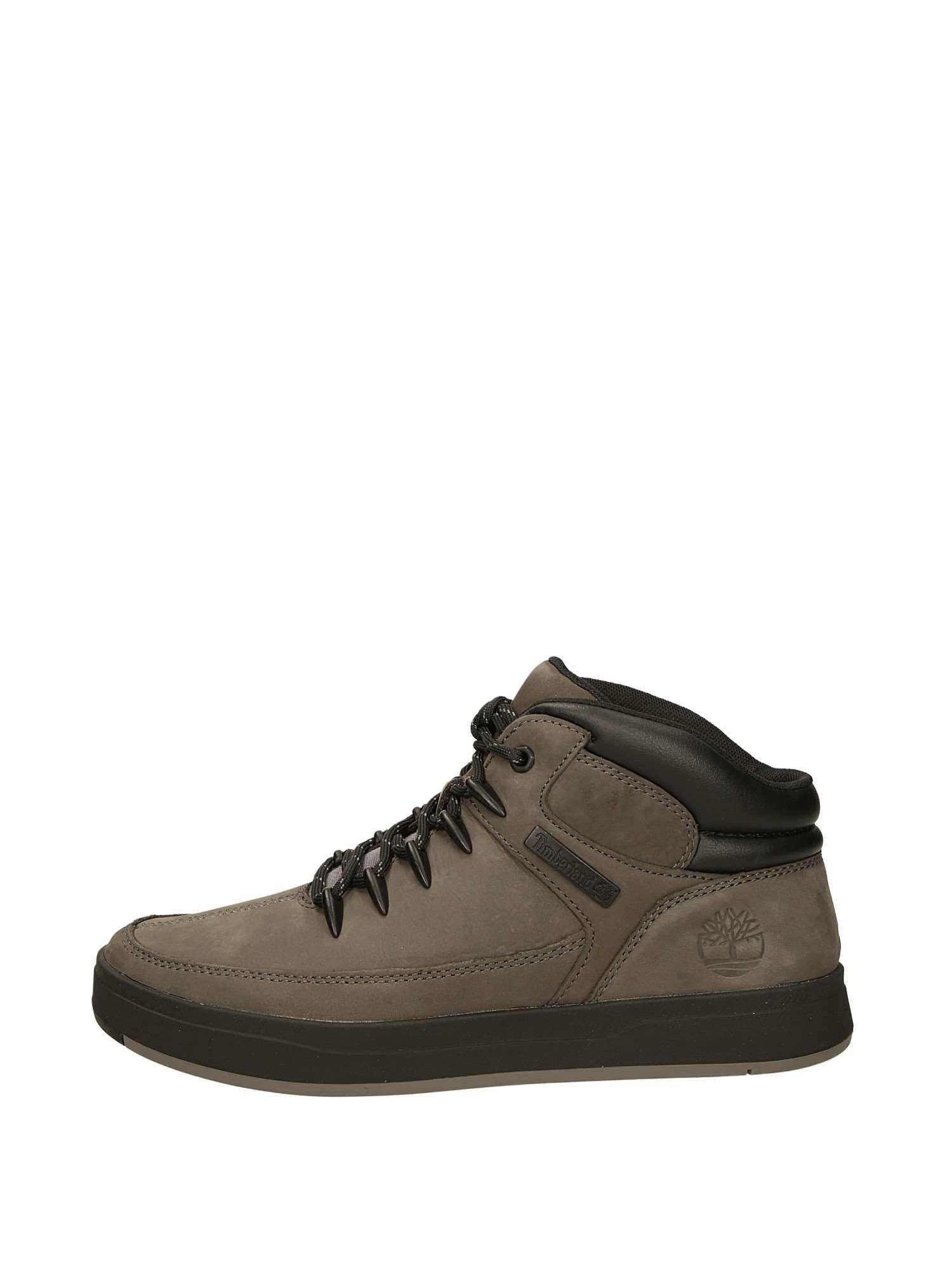 Timberland Sneakers Alte Uomo GrigioLalilina Timberland HE29IDWY