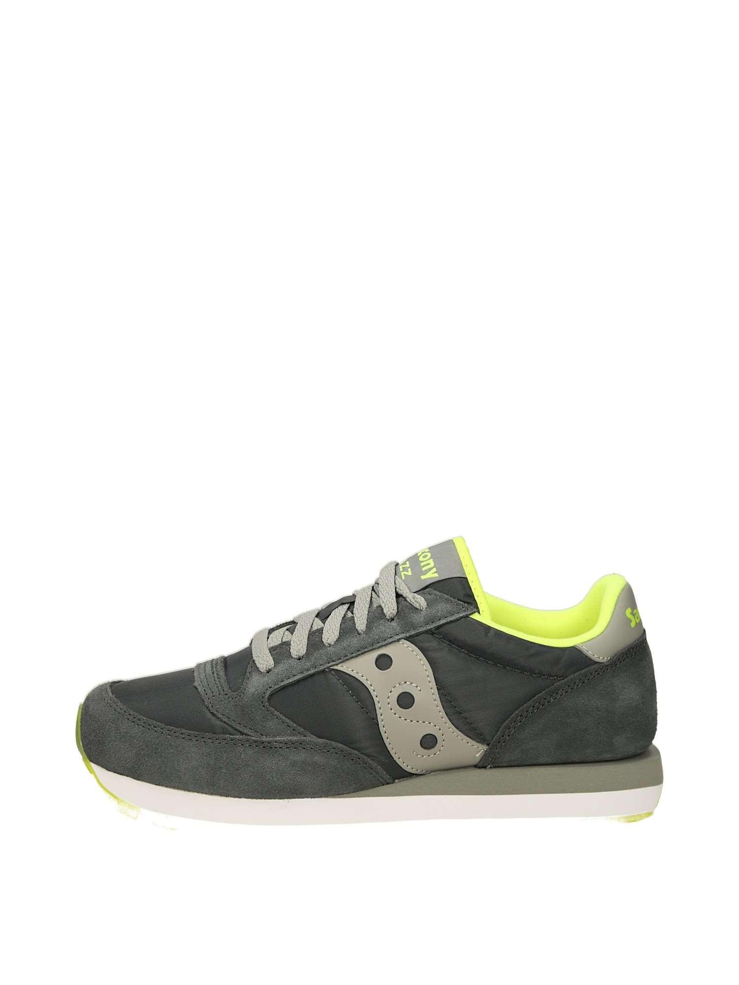 85888b4e5f Saucony Sneakers Basse Uomo Grigio Giallo | Lalilina