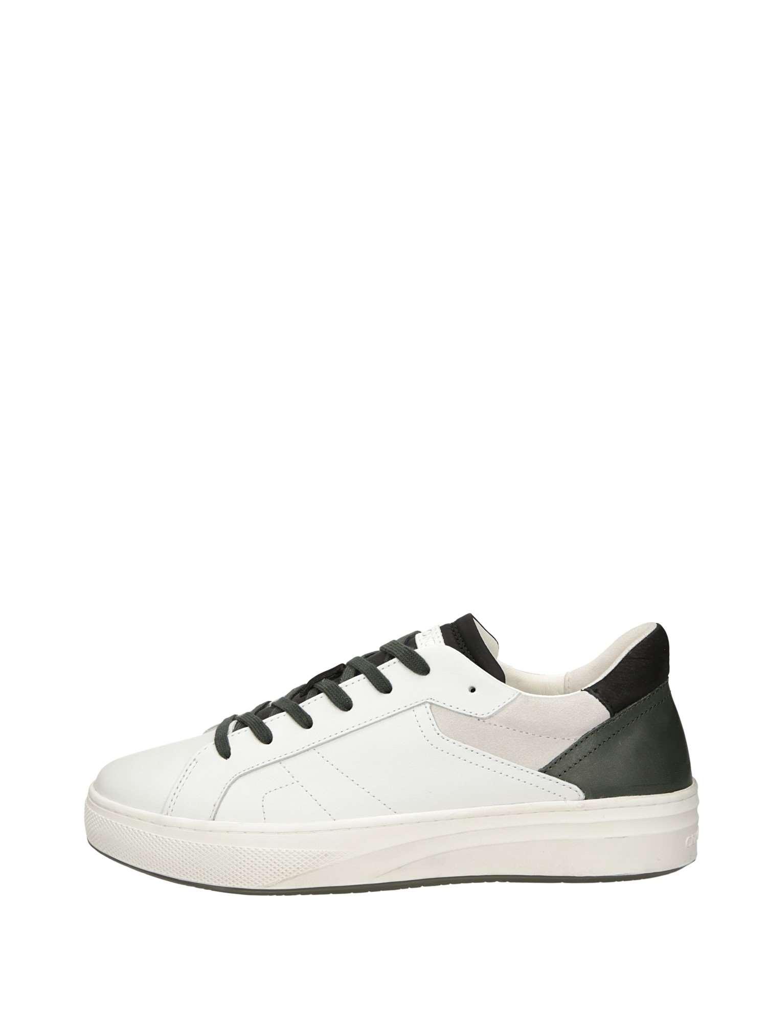 3074ef740d Crime London Sneakers Basse Uomo Bianco | Lalilina