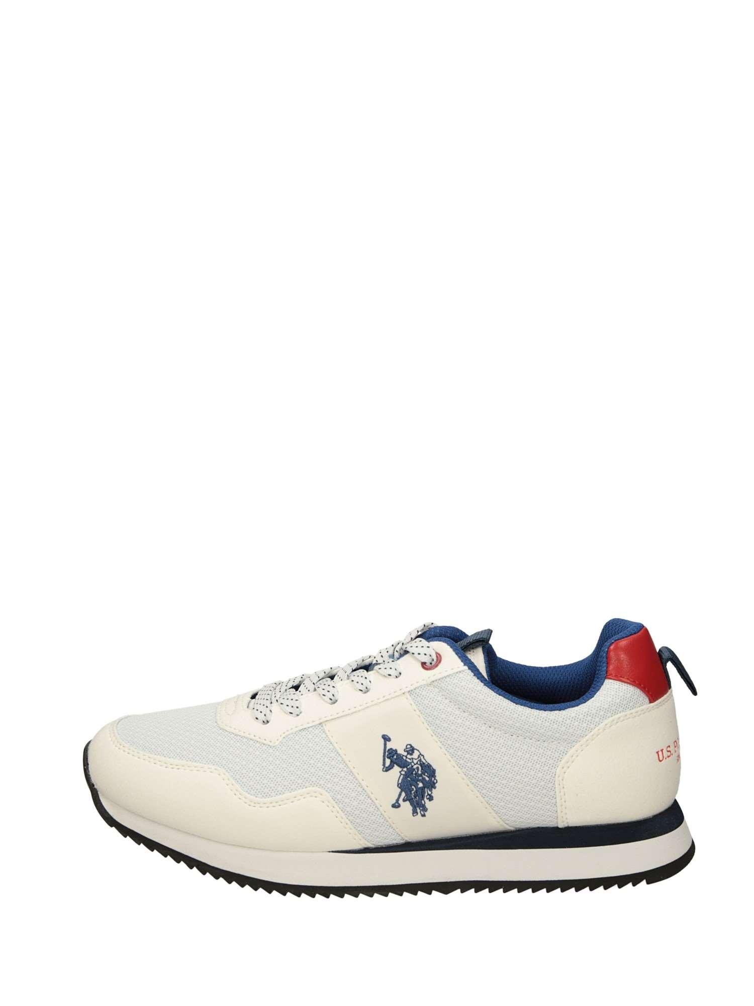 0c33cdb34559e6 U.s. Polo Assn TALBOT3 Bianco Scarpe Uomo Sneakers