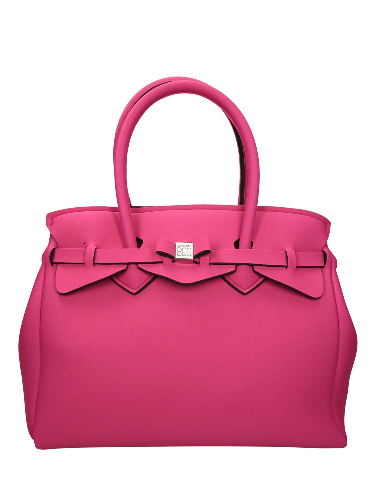 Save My Bag MISS PLUS Fuxia Accessori Donna Borse