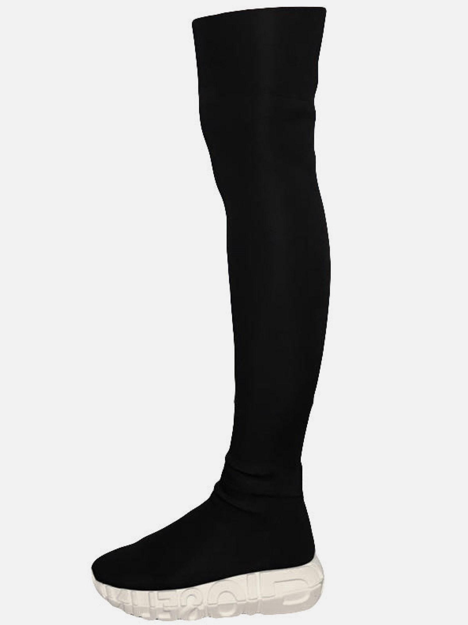 Gioselin Stivali Donna Nero | Lalilina