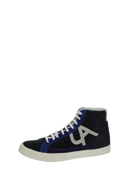 Armani Jeans High Sneakers Blue