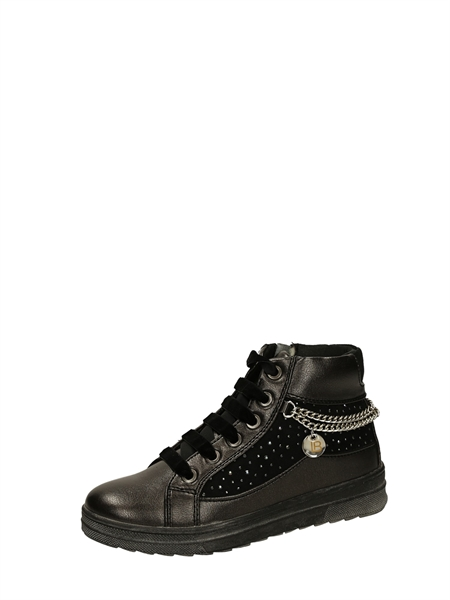 Laura Biagiotti Shoes Sneakers Alte Nero