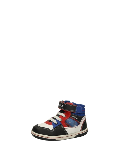 Geox Sneakers Alte Blu/rosso