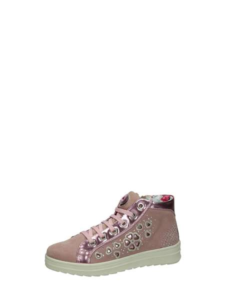 Laura Biagiotti Shoes Sneakers Alte Rosa