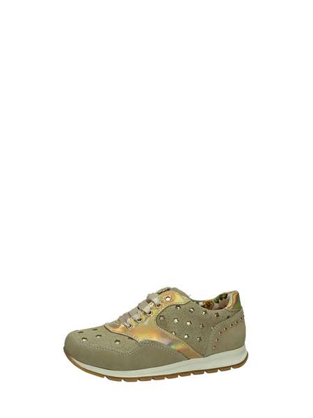 Didi Blu High Sneakers Beig / gold