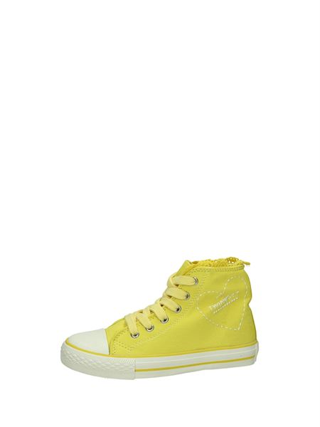 Twin-set Sneakers Alte Giallo