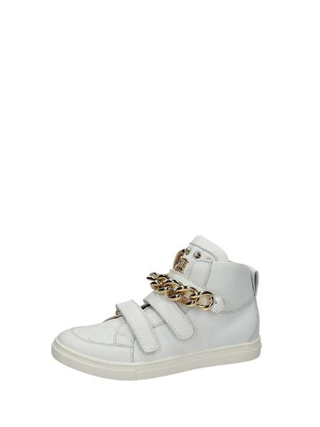 Dsquared2 Sneakers Alte Bianco