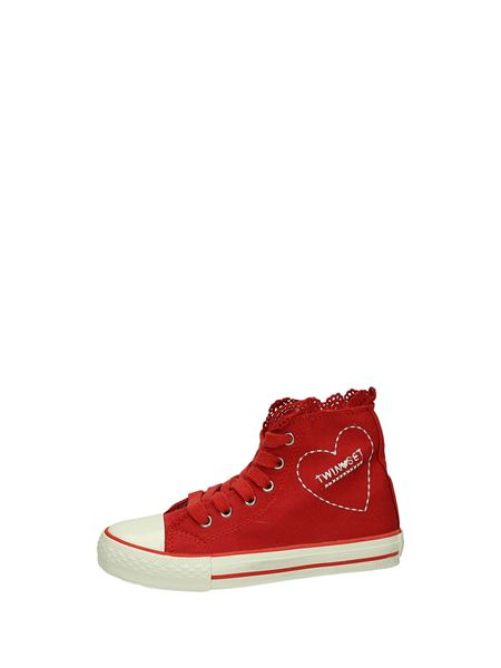Twin-set Sneakers Alte Rosso