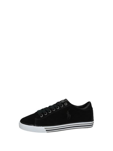 Polo Ralph Lauren Sneakers Basse  Nero