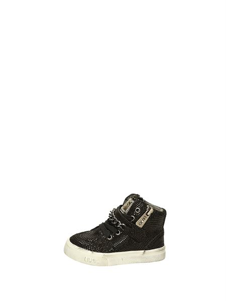Liu Jo Girl Sneakers Alte Nero