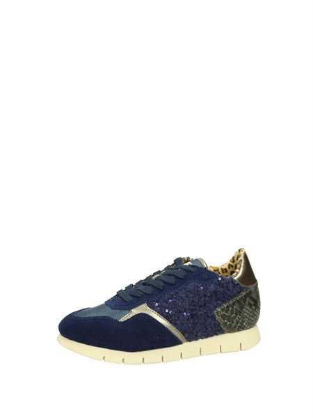 Civico 6 Low Sneakers Blue