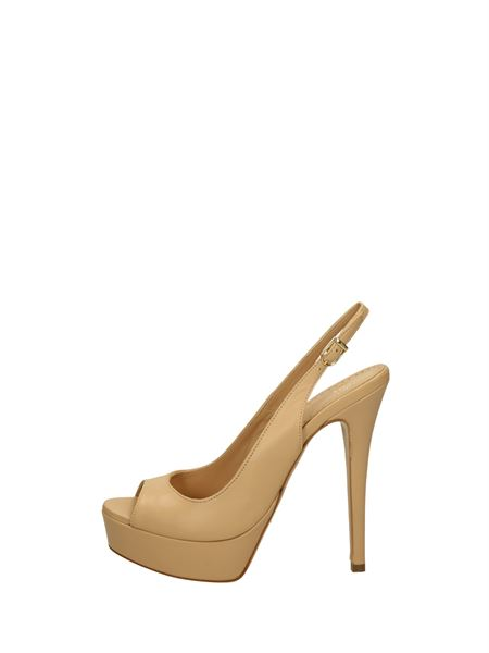 Marc Ellis Sandals Heels And Plateau Beige