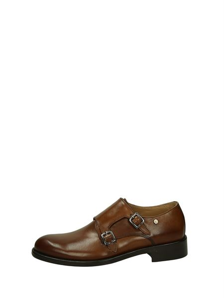 Peppe 'o Piezzo Monk Strap Leather