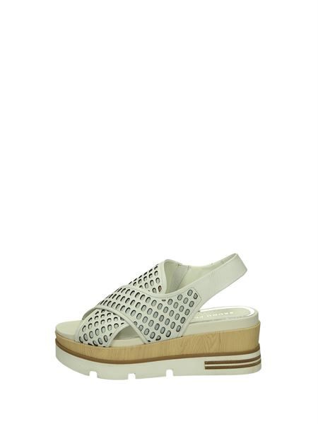 Bruno Premi Wedge sandal White