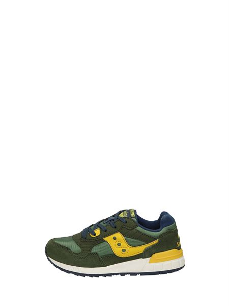 Saucony Low Sneakers Green / Blue