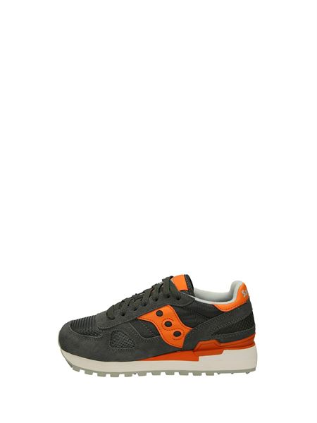 Saucony Low Sneakers Orange Gray