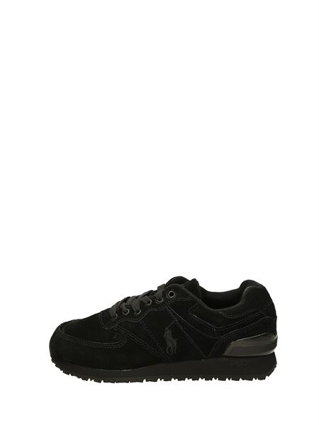 Polo Ralph Lauren Sneakers Basse  Black
