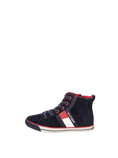 Tommy  Hylfiger Sneakers Alte Blu
