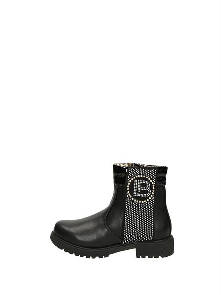 Laura Biagiotti Shoes Texans And Bikers Black