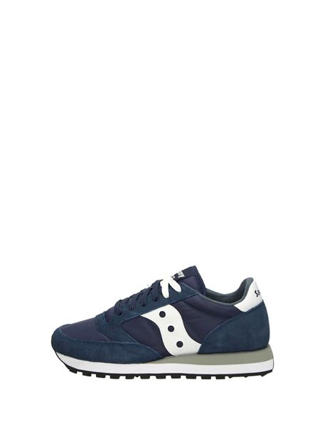 Saucony Sneakers Basse  Blu Bianco