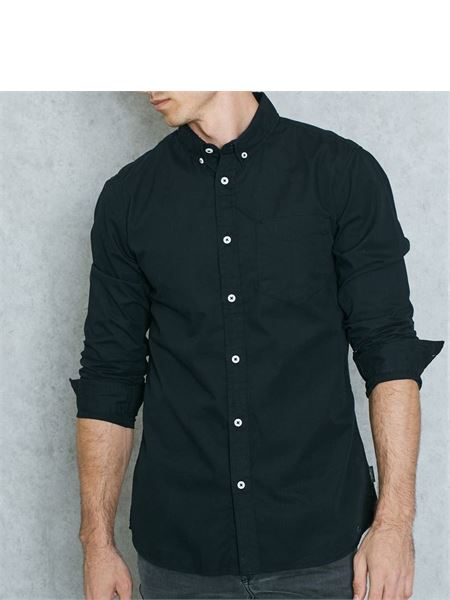 Jack&jones Originals Shirt Black