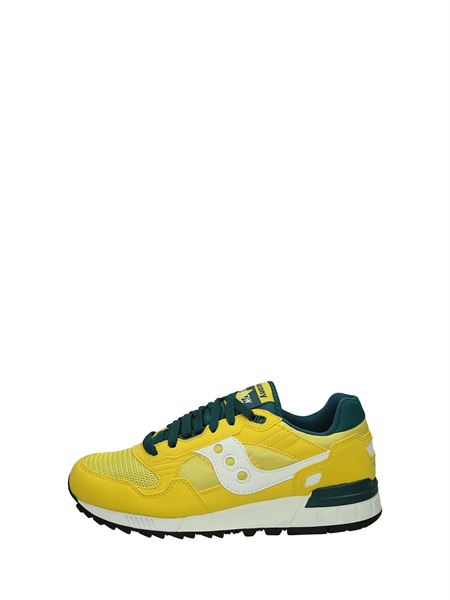 Saucony Sneakers Basse  Giallo Bianco