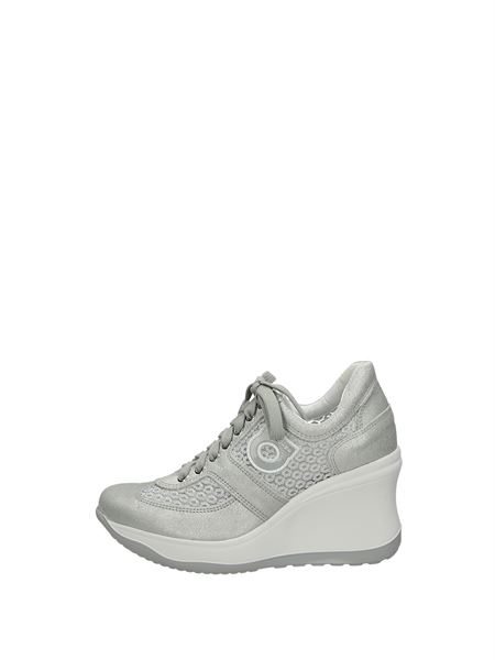 Rucoline Agile Sneakers Zeppa Argento