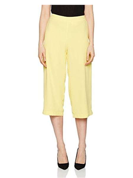 Only Pantaloni Giallo