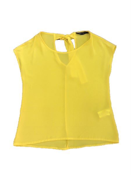 Very Simple Blusa Giallo