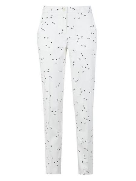 Armani Jeans Trousers White