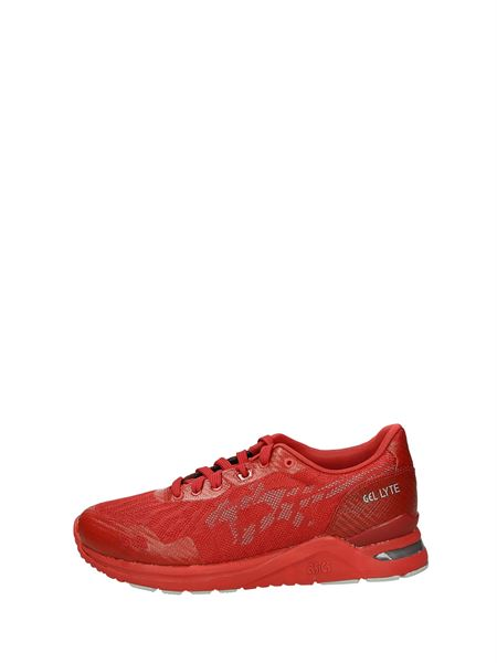 Asics Sneakers Basse  Rosso