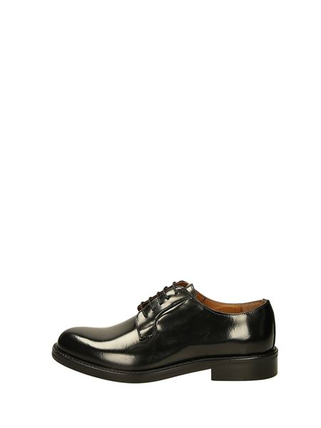 Marechiaro 1962 Lace-Up Flats Black