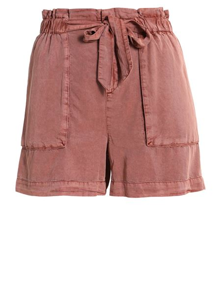 Vero Moda Short Marrone