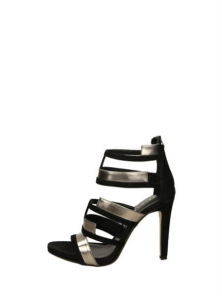 Bruno Premi Sandals Heels And Plateau Black