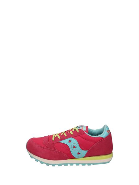 Saucony Sneakers Basse  Rosa Turchese