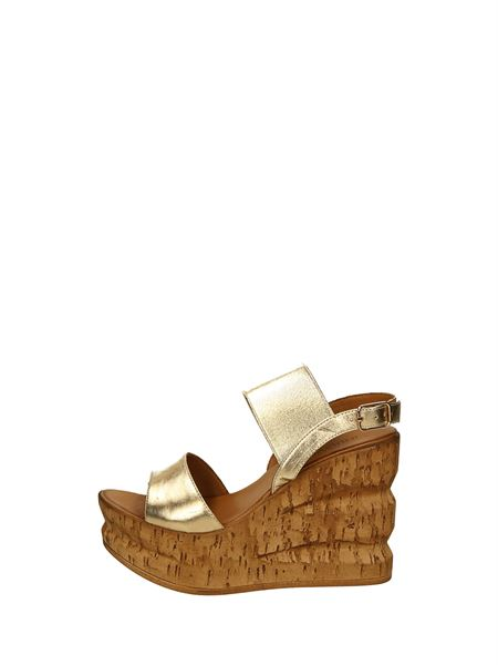 Inuovo Wedge sandal Gold